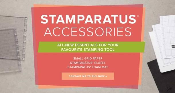 Stamparatus Accessories Crafty Little Minx